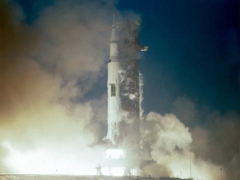 Lanzamiento de la NASA