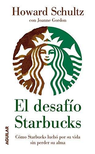 Libro El desafío Starbucks