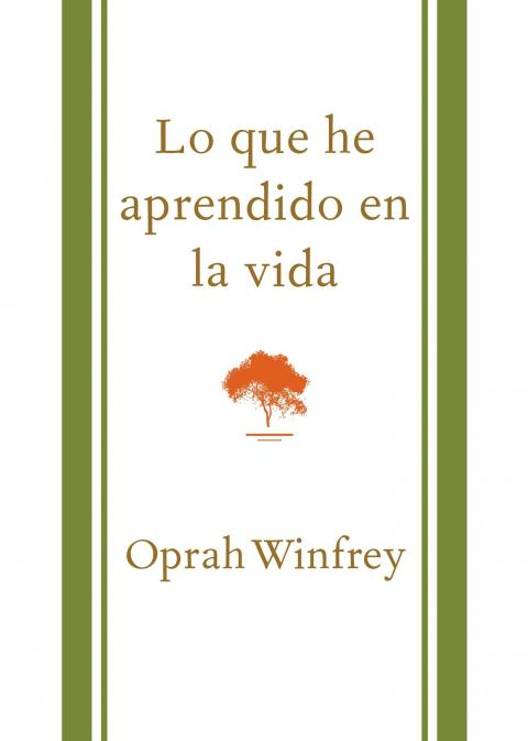 Libro Oprah Winfrey