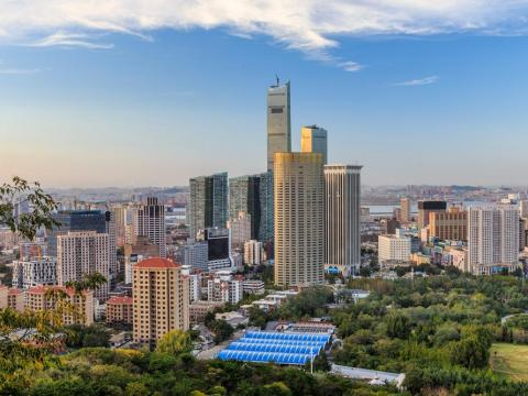 """Lonely Planet calls Dalian, China, """"one of the most relaxed and liveable cities in the northeast, if not all of China"""" and highlights its """"impressive coastline, complete with swimming beaches."""""""