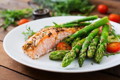 Mantén una dieta saludable