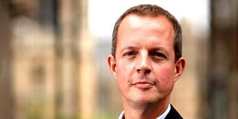 El diputado conservador de la Cámara de los Comunes, Nick Boles