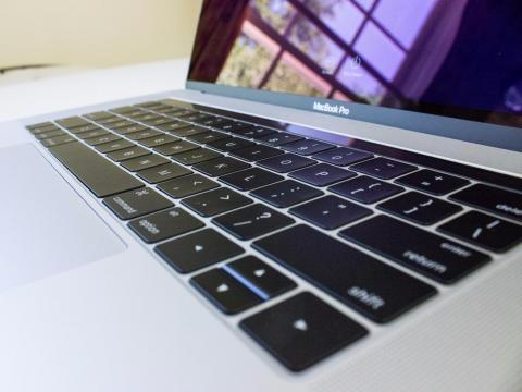 """Not everyone likes Apple's """"butterfly"""" keyboards."""