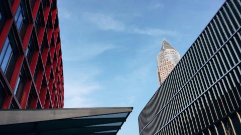 Oficinas en Frankfurt de Boston Consulting Group.