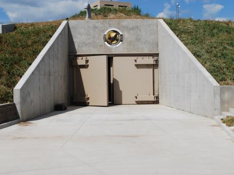 En el otro lado del país se encuentra otro refugio lujoso antibombas, en Kansas, como parte de un proyecto denominado Survival Condo