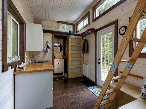Over the past three years, zoning laws and nonprofits have been passed throughout various parts of the US to help relax regulations for tiny houses.