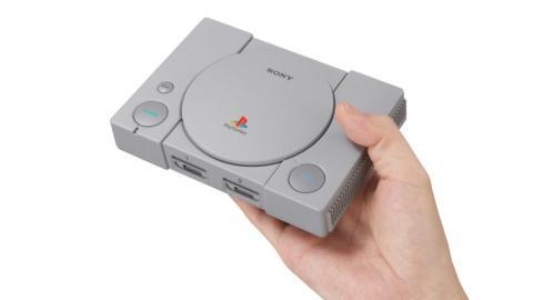 Sony anuncia la PlayStation Classic que saldá en diciembre con 20 juegos
