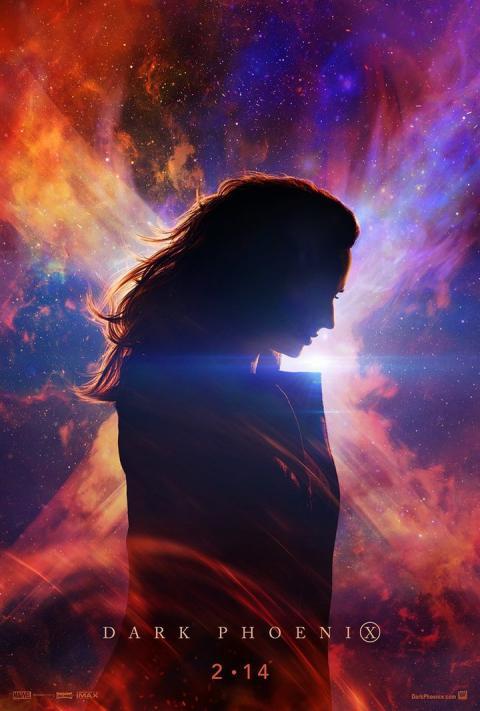 Póster X-Men Dark Phoenix