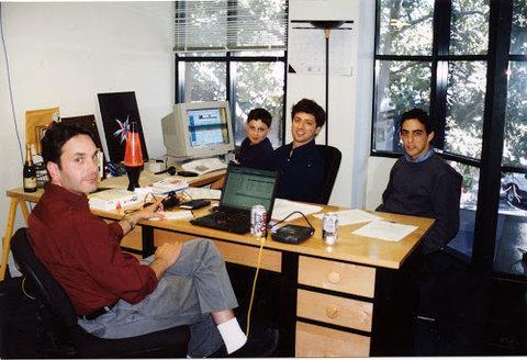 Primera oficinas Google
