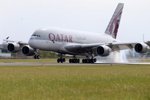 ... Qatar Airways ...