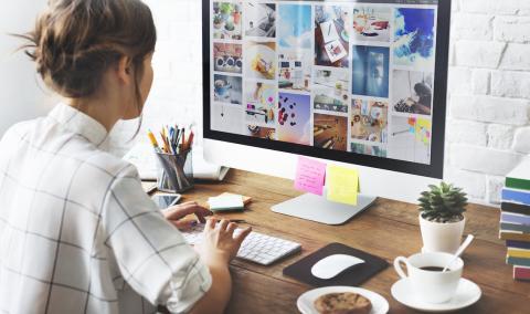 Un escritorio organizado es la clave para mejorar la productividad