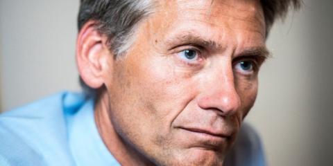 Thomas Borgen acaba de dimitir como CEO de Danske Bank