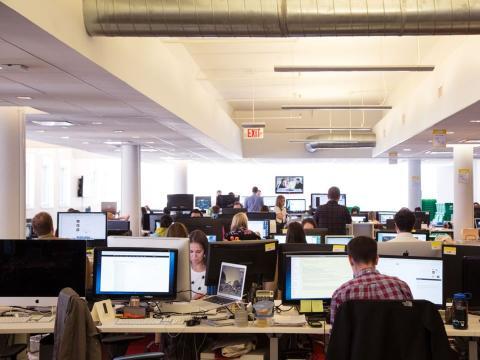 La redacción de Business Insider en Estados Unidos.
