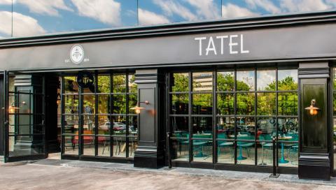 El restaurante Tatel en Madrid