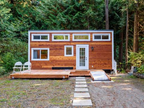 The roots of tiny living date back to the 18th century in the days of Henry David Thoreau and Walden Pond, but tiny houses have been a rising trend in the past five years.