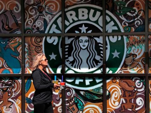 Schultz grew Starbucks into a giant, multinational company.