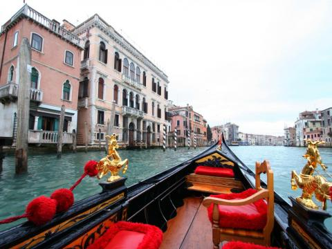 """A serene gondola ride on the canals of Venice might seem like an essential experience to have in """"The Floating City."""""""
