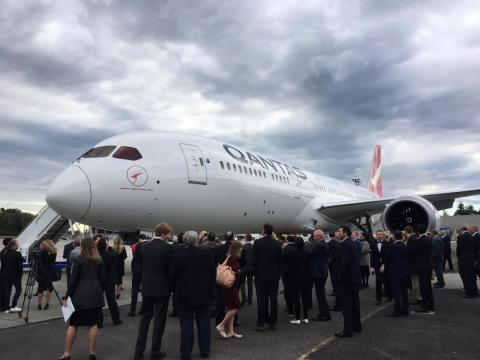 Smaller next-generation composite wide-bodies like the Boeing 787 Dreamliner offer airlines more flexibility and less risk. According to the CEO of Qantas, Alan Joyce, it costs less to operate two Dreamliners than it does to fly a