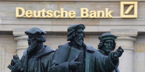 Sede del Deutsche Bank [RE]