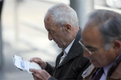 El gasto en pensiones aumenta un 4,8%