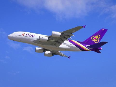... Thai Airways ...