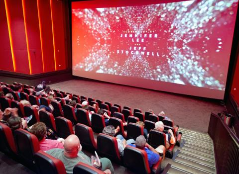 There are also many entertainment options on Decks 7 and 8. Passengers can head to one of the Horizon's two movie theaters, which includes an IMAX Theater.