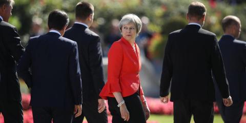 Theresa May en Salzburgo [RE]