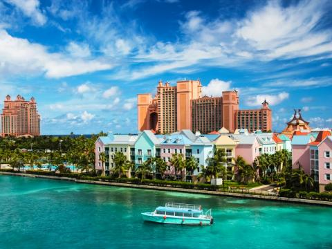 The thought of a Bahamas vacation might conjure up images of relaxing on a boat in serene blue waters ...