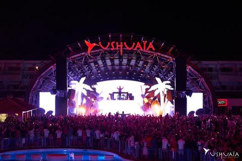 Ticket prices aren't cheap. When I went to see Norwegian star DJ Kygo at open-air superclub Ushuaia, I paid $60 a piece and a beer runs $14 or more. But, in truth, it's more of a concert venue with top-of-the-line production value