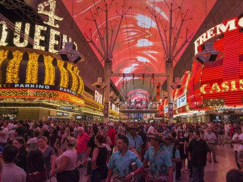 Las Vegas was voted the most overrated city in the world in a 2015 survey by Yahoo Travel. It could be because of the overpriced cocktails, the $5.99 ATM fees, or perhaps simply because of the lack of real culture.