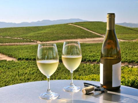 The vineyards of Napa Valley in California are considered to be a top-notch wine destination.