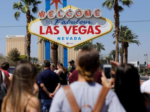 Virtually everything in Vegas is created for tourists, resulting in a lack of authenticity and culture, according to INSIDER's Sarah Schmalbruch.