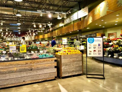 Whole Foods Amazon [RE]