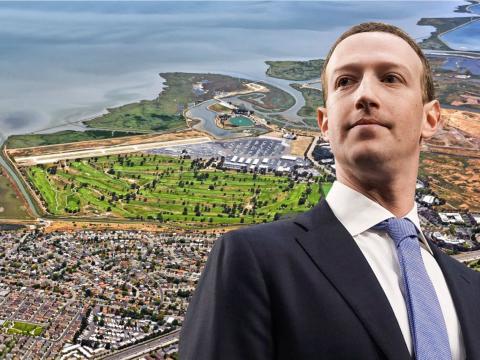Zuckerberg Palo Alto [RE]