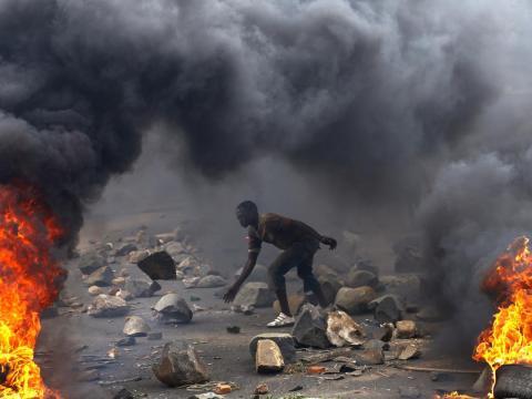 10: Burundi