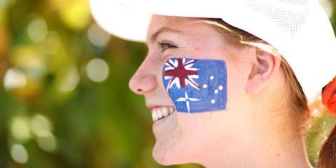 12 (tie). Australia