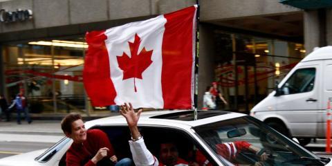 12 (tie). Canada
