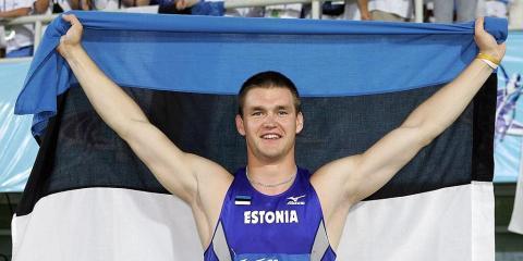 18. Estonia