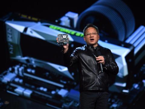 2. Jensen Huang, Nvidia