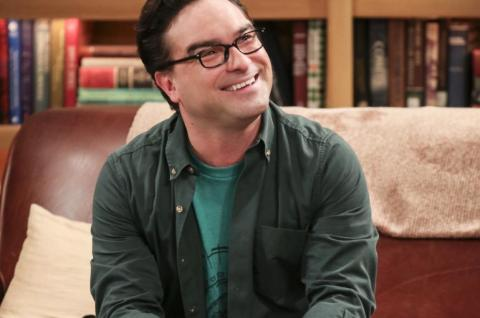 2. Johnny Galecki