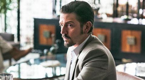 Diego Luna en 'Narcos: Mexico'.