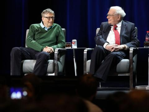 In 2016, he donated $2.9 billion to various charities, including The Bill and Melinda Gates Foundation and the Susan Thompson Buffett Foundation, in honor of his late wife.