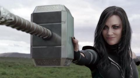 "2017: ""Thor: Ragnarok"""
