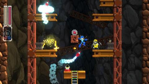 """Mega Man 11"" (Xbox One, PlayStation 4, Nintendo Switch, PC)"