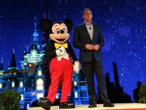 32. Robert Iger, Disney