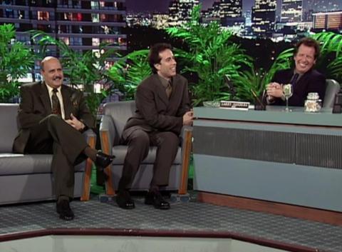 """1. """"'The Larry Sanders Show' (1992-98), seis temporadas"""