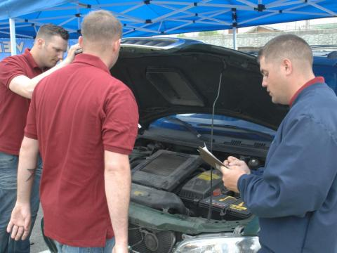 Daños ocultos en coches de segunda mano
