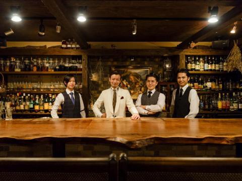 49. Bar Benfiddich (Tokyo, Japan)
