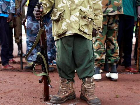 5: Republic of South Sudan