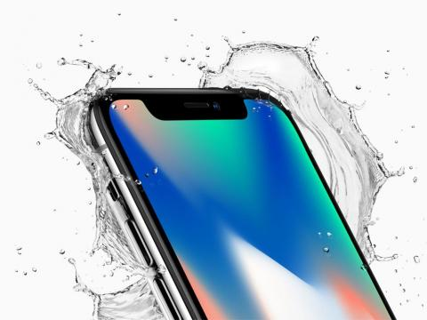 7. The iPhone XR isn't as water-resistant as the iPhone XS.